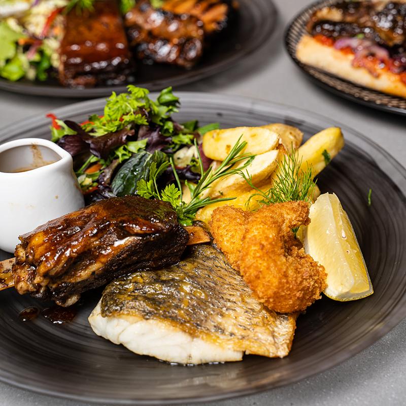 Best Restaurant and Grill Melbourne - Mix Platters - Ginger Olive