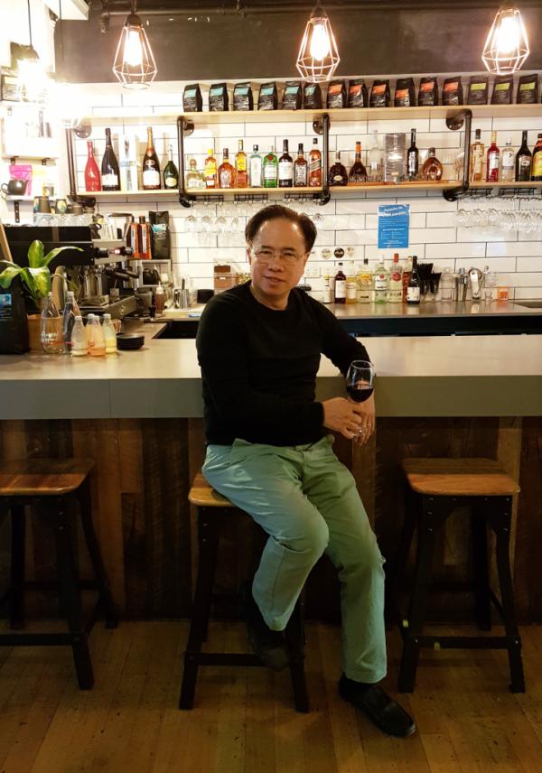 Ginger Olive - Eduardo Jalijali - Best Restaurant and Grill in Melbourne CBD